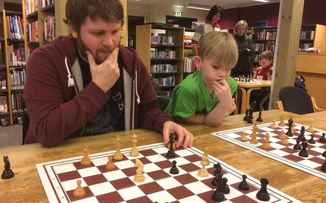 Storveis sjakk-kveld