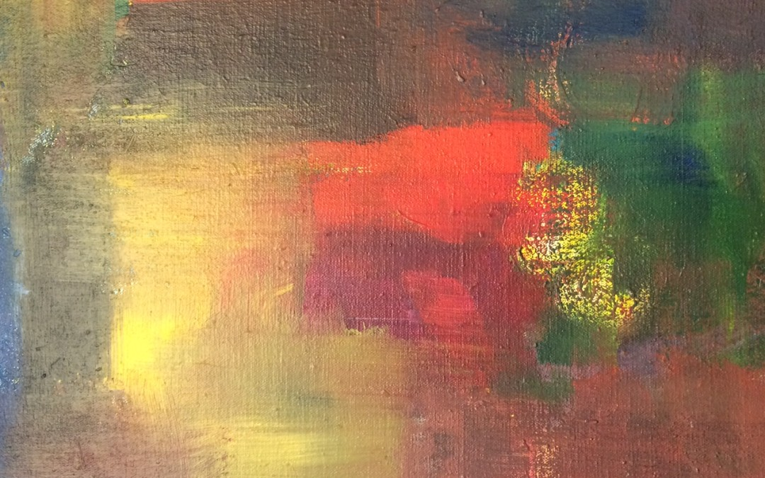 Utstilling av Bergit Hansen