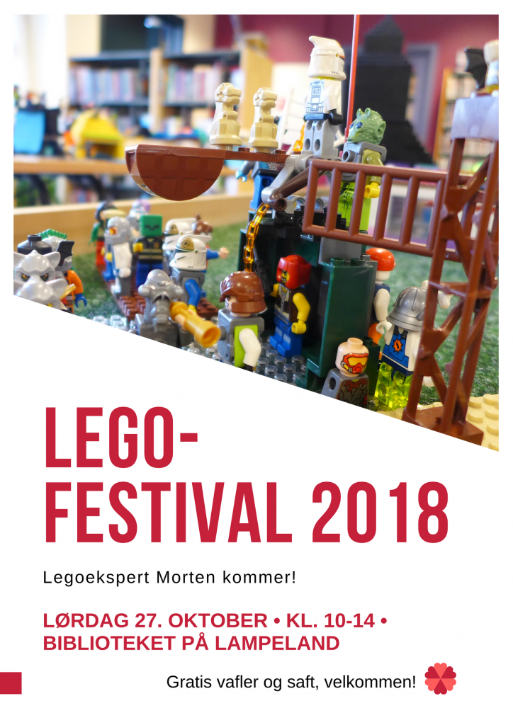 Legofestival 2018