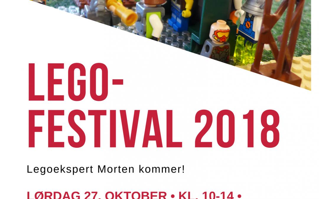 Legofestival 2018 – hold av datoen!